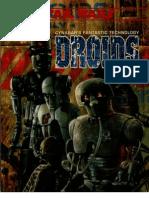 Star Wars d6 - Cynabar's Fantastic Technology - Droids