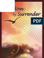 Freedom by Surrender - Gopal Krishna Goswami