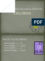 Control of the Hazardous Materials