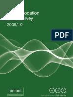 UK Universities - Accommodation Costs Survey 2009-2010