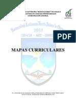 Mapas Curriculares LCE