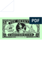 The Official Counterfeiter