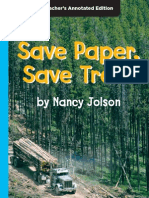 Save Paper Save Trees TAE