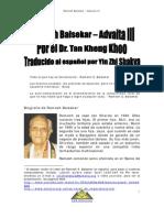 Advaita - Ramesh Balsekar