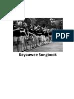 Keyauwee Songbook 2012