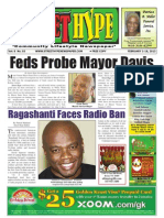 Street Hype Newspaper - February 1-18, 2013