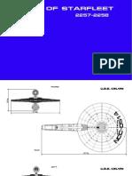 Ships of Star Fleet 2257 Part 1a