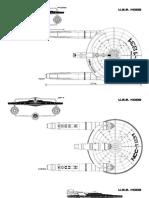 Ships of Star Fleet 2257 Part 2a Plus