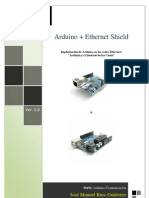Arduino y Ethernet Shield