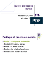 Cours M2 - Analyse Achats