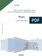 Piano Acceso 1epm