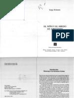 48830739 Libro El Nino y El Miedo de Aprender Serge Boimare