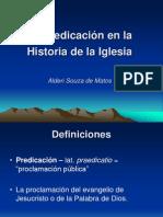Predicacion y Historia de La Iglesia Ok