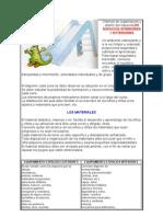 Criterios de organización y diseño del espacio