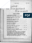 The Journal of Borderland Research 1964-06