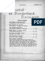 The Journal of Borderland Research 1964-09