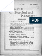 The Journal of Borderland Research 1965-07 & 08