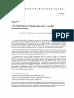Caso Walt Disney