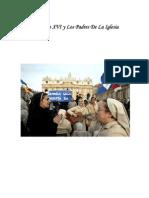 Benedicto XVI y Los Padres de La Iglesia