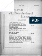 The Journal of Borderland Research 1966-03