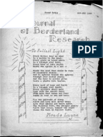 The Journal of Borderland Research 1966-11 & 12