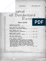 The Journal of Borderland Research 1967-07 & 08