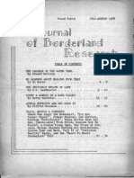 The Journal of Borderland Research 1968-07 & 08