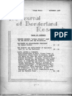 The Journal of Borderland Research 1968-11