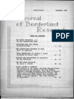 The Journal of Borderland Research 1968-12