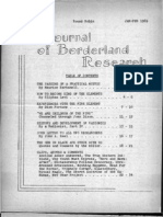 The Journal of Borderland Research 1969-01 & 02