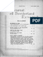 The Journal of Borderland Research 1970-07 & 08