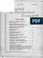 The Journal of Borderland Research 1970-11 & 12