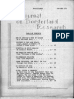 The Journal of Borderland Research 1971-01 & 02