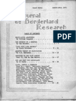 The Journal of Borderland Research 1971-03 & 04