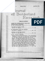 The Journal of Borderland Research 1972-01 & 02