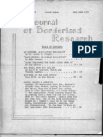 The Journal of Borderland Research 1972-05 & 06