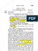 Donoghue v Stevenson [1932] a.C. 562
