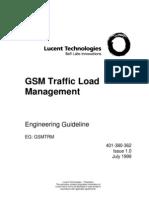 Gsm Traffic Load Eg