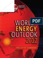 IEA World Energy Outlook 2012