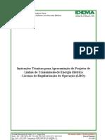 IT - Linhas de Transmissao de Energia _LRO