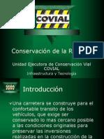 Conservacion Vial