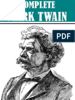 The Complete Mark Twain Collection - Mark Twain