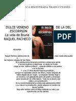 Pacheco Raquel -Dulce Veneno Del Escorpion