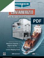 Condensador CATC EvapConFeatures