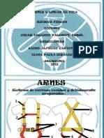 EXPOSICION ARNES Y LINEA DE VIDA.pptx