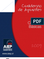 Cuaderno de Apuntes Ciencias Básicas