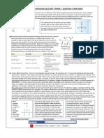 CAPE Chemstry 2012 U1 P2 - Cram Sheet