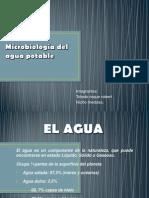Microbiología del agua potable