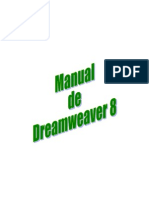 Tutorial Dream Weaver 8