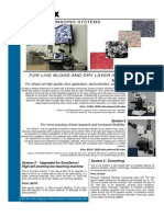 Biomedx Microscope Brochure